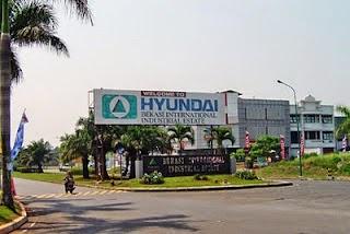 Daftar Alamat Perusahaan di Kawasan Hyundai