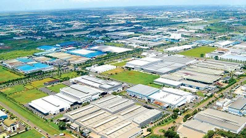Kawasan Industri di Jabodetabek