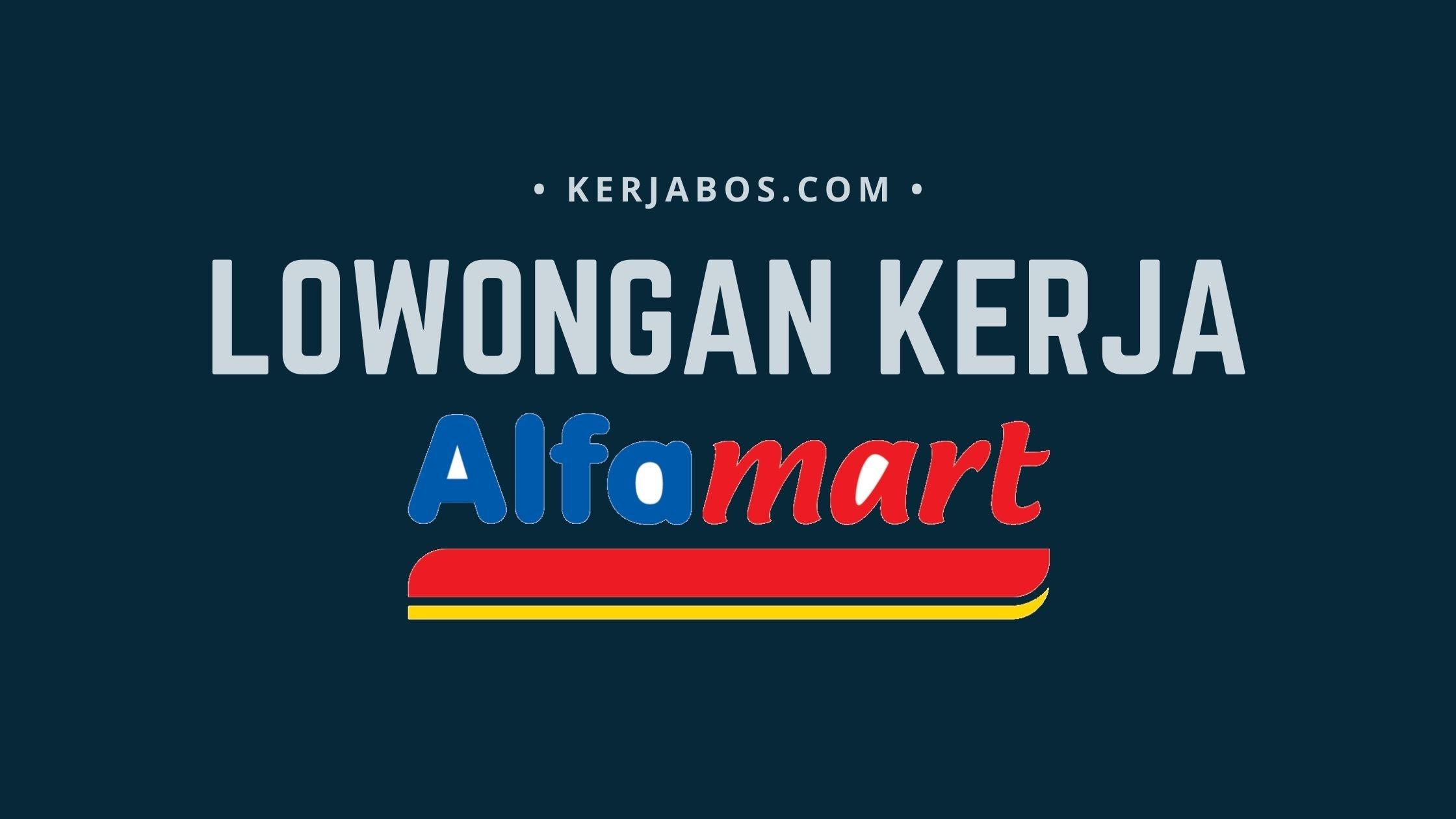 Loker Alfamart