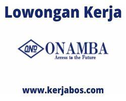 Loker PT Onamba Indonesia