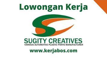 Loker PT Sugity Creatives