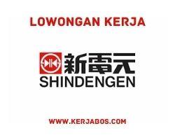 Lowongan kerja PT Shindengen Indonesia