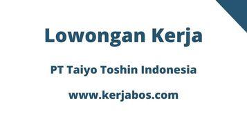 PT Taiyo Toshin Indonesia