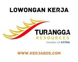 Lowongan kerja Turangga Resources (Astra Group)